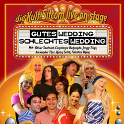 Weddinger kult theater soap für 1 euro