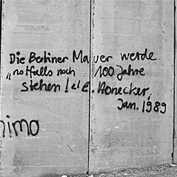 Zitate Mauer